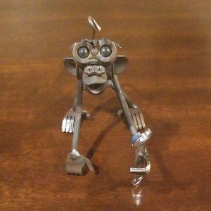 Monkey Wrench Statue